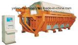 Miniera della macchina del filtro a depressione e stabilimento di trasformazione di acqua di scarico di ceramica delle acque luride