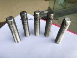 Acier inoxydable DIN975 Rod fileté par DIN976