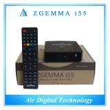 Rectángulo Zgemma I55 de IPTV TV