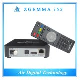 Original Linux OS Enigma2 IPTV Streaming Box Zgemma I55 Alta CPU Dual Core USB WiFi Player