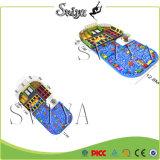 Trampolines usados olímpicos ginásticos do salto elevado do húmido do Slam para a venda