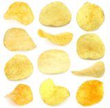 Patatine fritte fresche popolari dell'Africa che fanno macchina