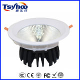 2016 새로운 디자인 10W 20W 30W LED 천장 Die-Casting 알루미늄 LED Downlight