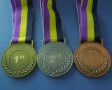 Médailles de cuivre de /Silver/ d'or de cru de concurrence de club de gymnastique de Tamworth