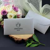 Sobre de papel de negocios para el embalaje de regalo con el logotipo Foiled Wjl-En021
