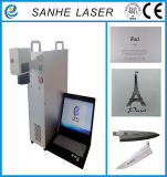 Nuova mini macchina progettata dell'indicatore della marcatura del laser del portable