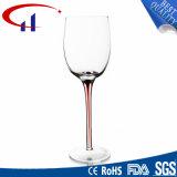 Самый лучший кубок кристаллический стекла надувательства для вина (CHG8106)