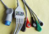 Philips Snap&Clip Uit één stuk 5 Kabel ECG