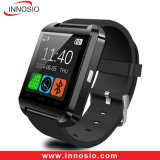 U8人間の特徴をもつ適性の携帯電話のBluetoothの卸し売り安いスマートな腕時計