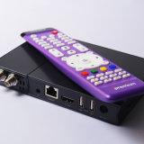 Híbrido DVB y rectángulo de IPTV con nuestra propia plataforma Mickyhop