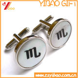 Cufflink высокого качества изготовленный на заказ для выдвиженческих подарков (YB-cUL-13)