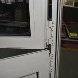 Kz242 좋은 품질 열 틈 알루미늄 위원회 알루미늄 여닫이 창 문 반, 절반 유리제 여닫이 창