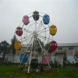 25m Korb-Style Ferris Wheel für Sale