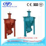 Type pompe résistante de Zs de boue d'émoulage de traitement de minerais de qualité