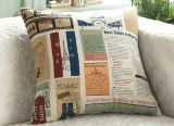 De overdracht Afgedrukte Manier Decoratieve Cushion2 van het Kussen