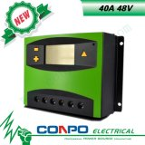 40A/48V, LCD, PWM Solarcontroller