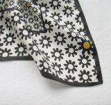Telas da impressão de Digitas para o lenço de seda