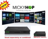 Shock TV Box Support DVB-C/DVB-S/DVB-T/ISDB-T and Mini IPTV