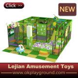Campo de jogos interno plástico do divertimento pequeno de Commerical (T1503-1)