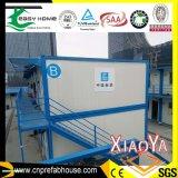 Zwischenlage-Panel-Behälter-Häuser für SozialWohnungsprojekte (XYJ-01)