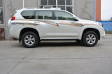 Power Side Step / Running Board pour Toyota-Prado