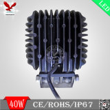 Luz de trabajo LED Offroad 4X4 40W con CREE chip