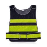 Nastro riflettente impermeabile del PVC per il segnale stradale della maglia e di sicurezza