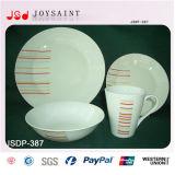Jeux en céramique de vaisselle avec Quanlity élevé