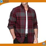 Heet verkoop Katoenen van de Manier van de Kleding van 2016 Mensen Toevallig Overhemd