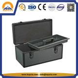 Enchufes de fábrica Caja de herramientas de plástico bloqueable caja de almacenamiento