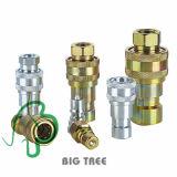 Edelstahl-hydraulische Schnellkupplungs-Schnelltrennkoppelung