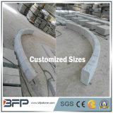 Populaire Chinese Kerbstone van het Graniet van de Steen Ntural Grijze voor Weg/Parkeren/Tuin
