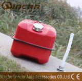 20 de Jerrycan van de Rode Kleur van de liter met Aluminium GLB of Metaal GLB