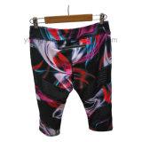 Pantaloni di sport delle donne stampati modo che pareggiano i pantaloni