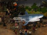 Beifall-Unterhaltungs-KinderinnenUnderwater und Piraten-themenorientierter Spielplatz (20130216-003-C-3)