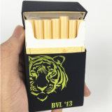 Porte-cigarettes amical de silicones d'Eco de configuration de tigre