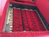 나무로 되는 시리즈 백지장 (Ms 226)를 가진 빨간 강당 의자