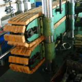 Mangueira mecânica que dá forma à máquina