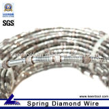 Diamant Wire Saw et Beads pour Cutting Humide-et-sec de Marble Limestone Travertine
