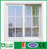 Ventana estándar australiana y puerta (PNOC0006SLW) del aluminio/de aluminio de desplazamiento