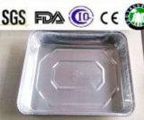 Подносы BBQ алюминиевой фольги пользы кухни