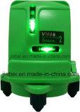 Vigas verdes claras estupendas Vh88 del nivel dos del laser de Danpon
