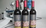 Máquina de etiquetado semiautomática del vino rojo de la alta precisión