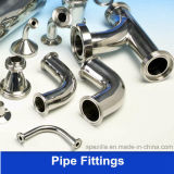 3A SMS A270 Ss304 316L Sanitary Stainless Steel Pipe Fittings