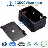 CNC 기계로 가공을%s 가진 Aluminiuim 또는 주문을 받아서 만들어진 알루미늄 밀어남 울안