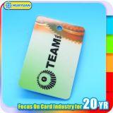 可変的なデータ印刷MIFAREの標準的な4K忠誠RFIDの主札