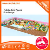 Kind-populäre Schaumgummi-Kugel-tireur-Vergnügungspark-Kind-Innenspielplatz-Gerät