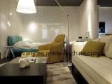 Sofá moderno del ocio del sofá de la tela del estilo italiano fijado (D-77)