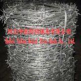 Elektrischer galvanisierter Stacheldraht-Ineinander greifen-Zaun
