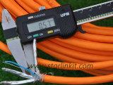 10g 650MHz SFTP abgeschirmtes Kabel LAN-Cat7 mit LSZH Umhüllung